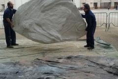 preparazione rocce