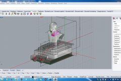 rhino progetto 3D