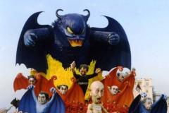 """1993  """"I Vampiri""""  1° premio"""