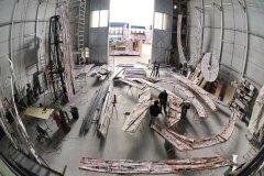 interno hangar